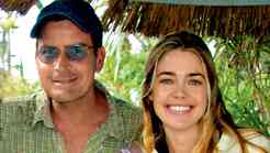 Igralki Denise Richards po ločitvi Charlie Sheen še vedno greni življenje