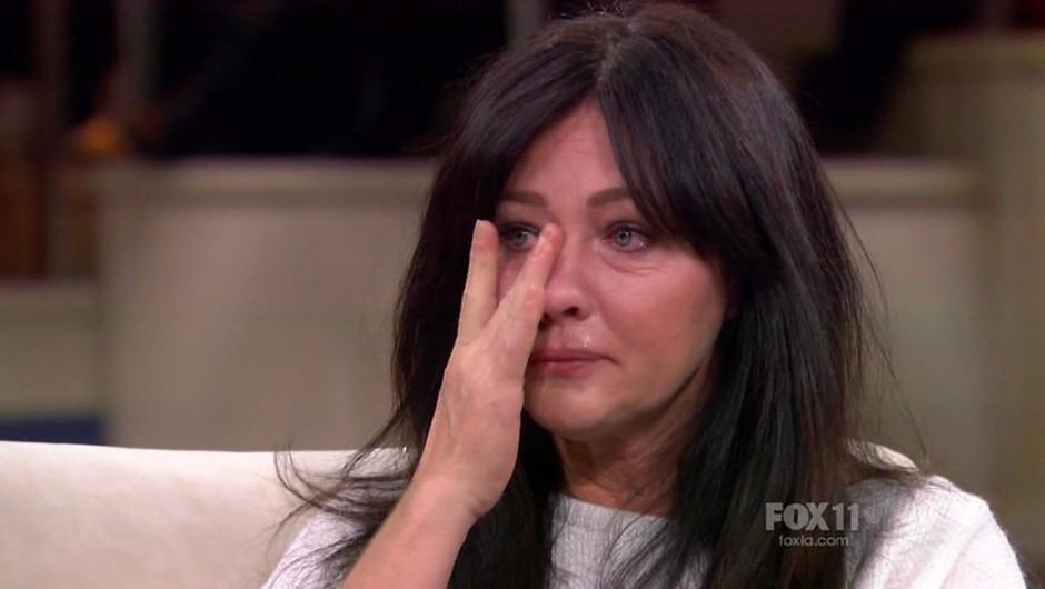 Nekdanja zvezdnica serije Beverly Hills je v hudi stiski (foto: Profimedia)