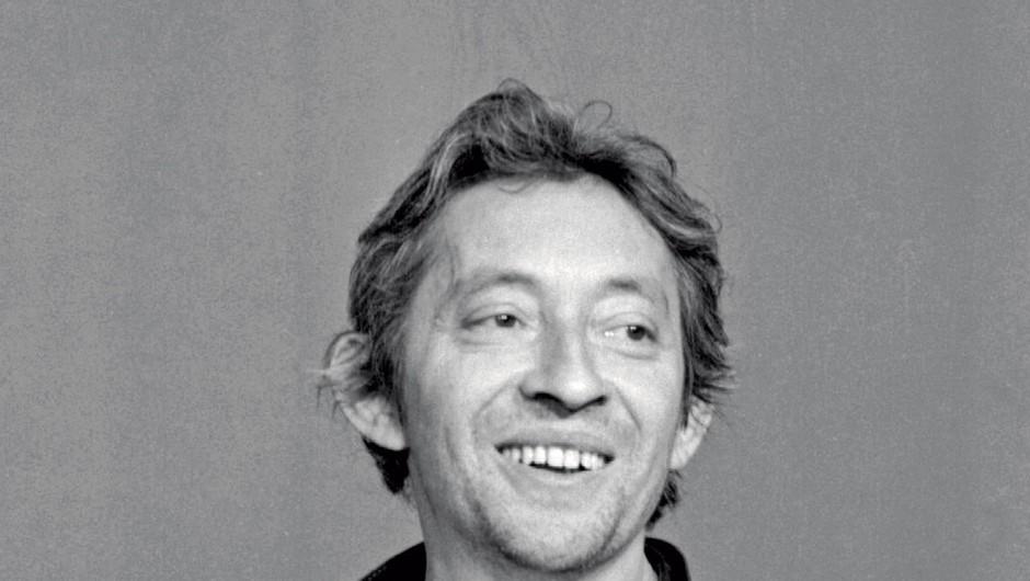 Serge Gainsbourg: Mojster povzročanja škandalov (foto: Profimedia)