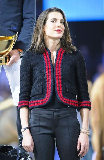 Charlotte je osma v vrsti za kraljevi prestol Monaka in je hči Caroline Grimaldi, hanovrske ter monaške princesa, in italijanskega …