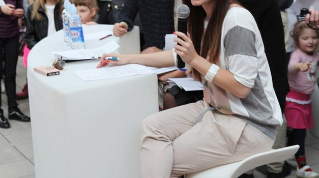 Ana Klašnja: Junior Festival je bil odlična izkušnja (foto: arhiv Adria Media)