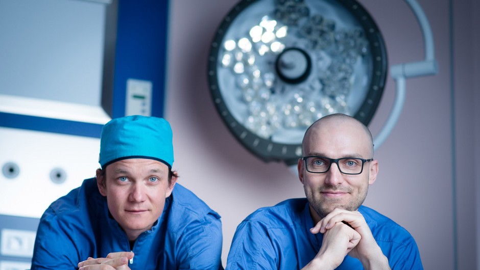 """""""Estetska kirurgija ni namenjena nečimernim izbrancem"""" (foto: arhiv klinike Zorman-Repež)"""