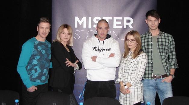 Mister Slovenije 2016: Komisija pošteno namučila postavne fante (foto: misterslovenia.com)