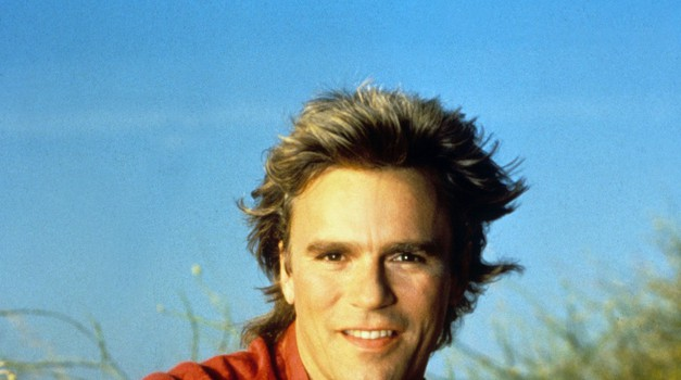 Igralec Richard Dean Anderson nas je v televizijski seriji MacGyver razveseljeval med letoma 1985 in 1992, na naših programih pa se je serija vrtela še dolgo po letu 1992. MacGyver je ... (foto: Profimedia)