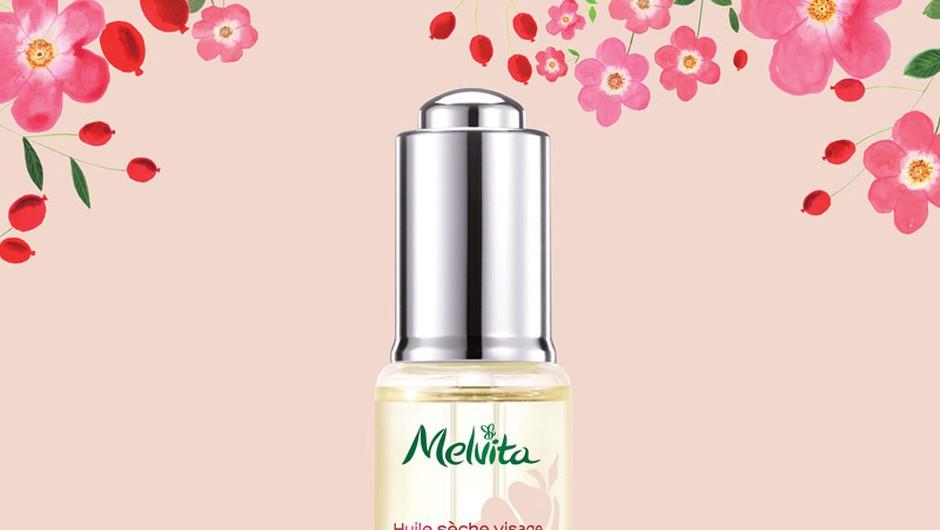 Šipkovo olje ROSE+, nov lepotni biser iz Melvite (foto: promocijsko gradivo)