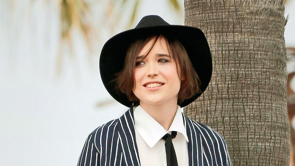 Ellen Page: Tako ji je priznanje, da je lezbijka, spremenilo življenje (foto: Profimedia)