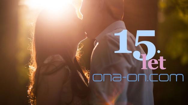 15 let ljubezni na ona-on.com! (foto: promocijsko gradivo)