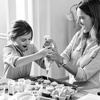 FOTO: Alessandra Ambrosio v čudoviti modni kampanji s svojo hčerkico Anjo
