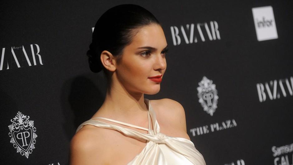 Kendall Jenner je razkrila, zakaj se ne bo nikoli vpisala na fakulteto (foto: Profimedia)