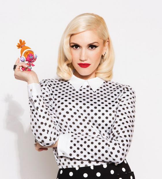 Te zanima, kakšna je Gwen, ko se zvečer odpravi v posteljo? Poglej naslednjo fotografijo!