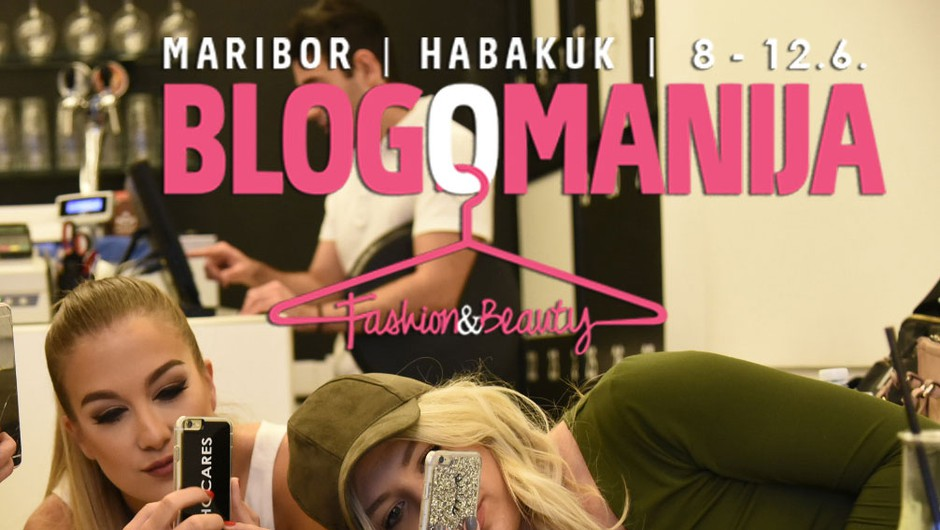 Kmalu: Fashion & Beauty Blogomanija (foto: promocijsko gradivo)