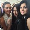 FOTO: Poglej, kakšni sta bili Kendall in Kylie le nekaj let nazaj