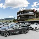 Audi je elitni partner Nordijskega centra Planica (foto: Audi)