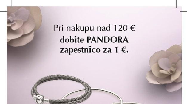 Odlična priložnost: PANDORA zapestnica za 1 evro (foto: Pandora)