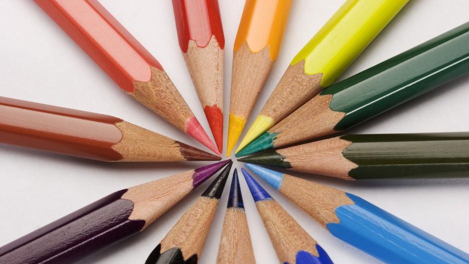 FOTO: Pozor, to je najgrša barva na svetu (foto: Profimedia)