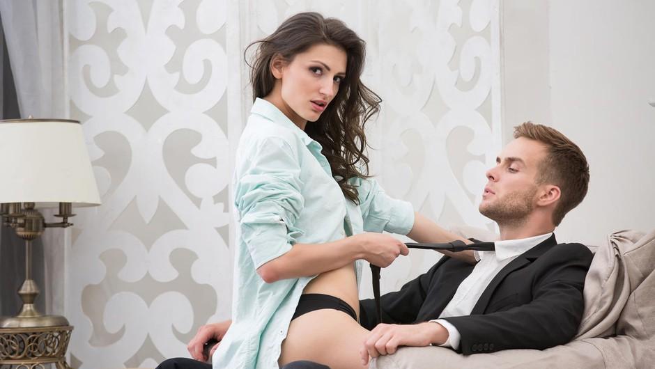 Kdo ima pri seksu nadzor in kaj to pove o vajinem razmerju? (foto: Profimedia)