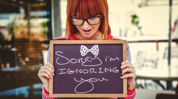 20 dejanj, za katera se ti ni treba opravičevati (foto: Profimedia)