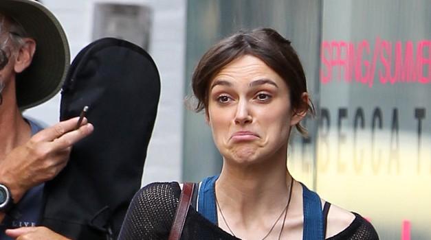 Keira Knightley se sooča s hudimi kritikami (foto: Profimedia)
