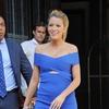 FOTO: Noseča Blake Lively znova navdušila z modnim izborom