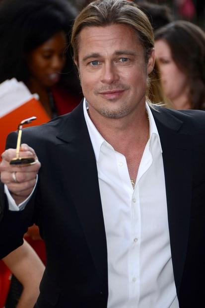 Dolgo preden je bil Brad Pitt videti takole šarmanten, je bil v otroštvu ...