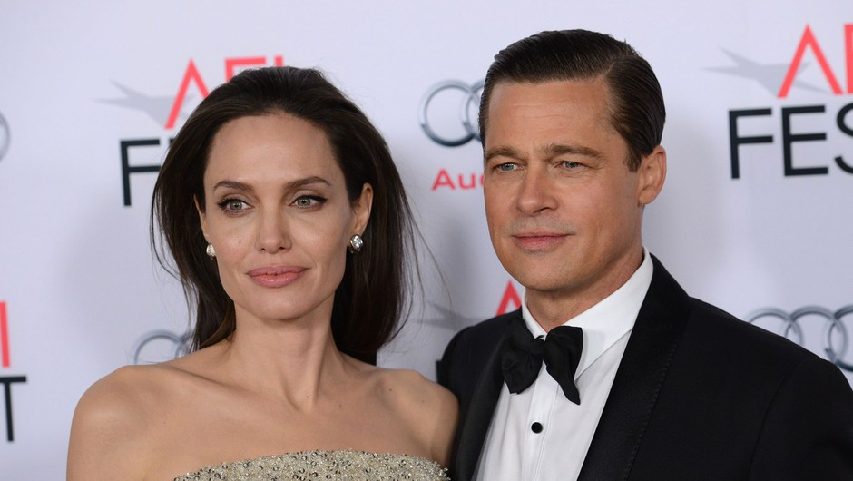 Je zakon Angeline Jolie in Brada Pitta res v takšni krizi?! (foto: Profimedia)