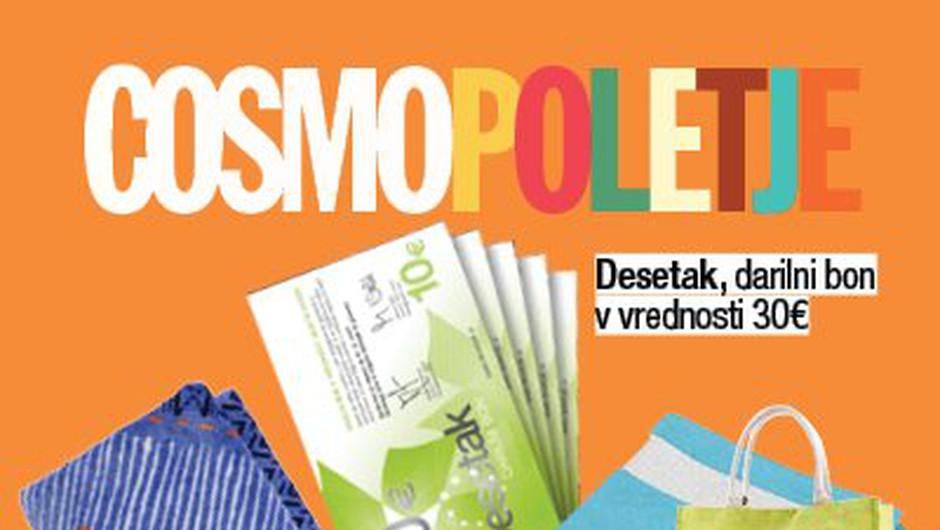 Tretji Cosmo poletni give-away (foto: Cosmopolitan.si)