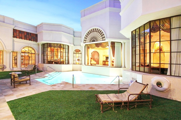 FOTO: Uau! Tako so videti pregrešno luksuzne hotelske suite v Las Vegasu