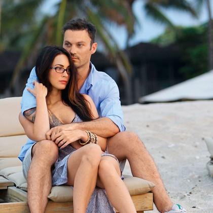 Megan in Brian se prepirata zaradi različnih pogledov na vzgojo otrok