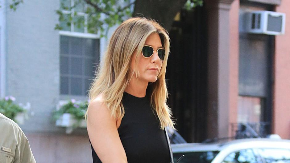 Jennifer Aniston je dokončno prekipelo glede vprašanj o nosečnosti! (foto: Profimedia)