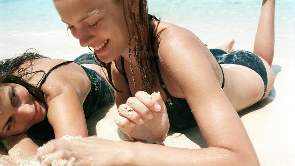 20 razlogov ZA počitnice z najboljšo prijateljico (foto: Profimedia)