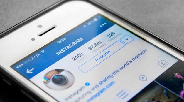 Kako lahko zaslužiš na Instagramu? (foto: Profimedia)