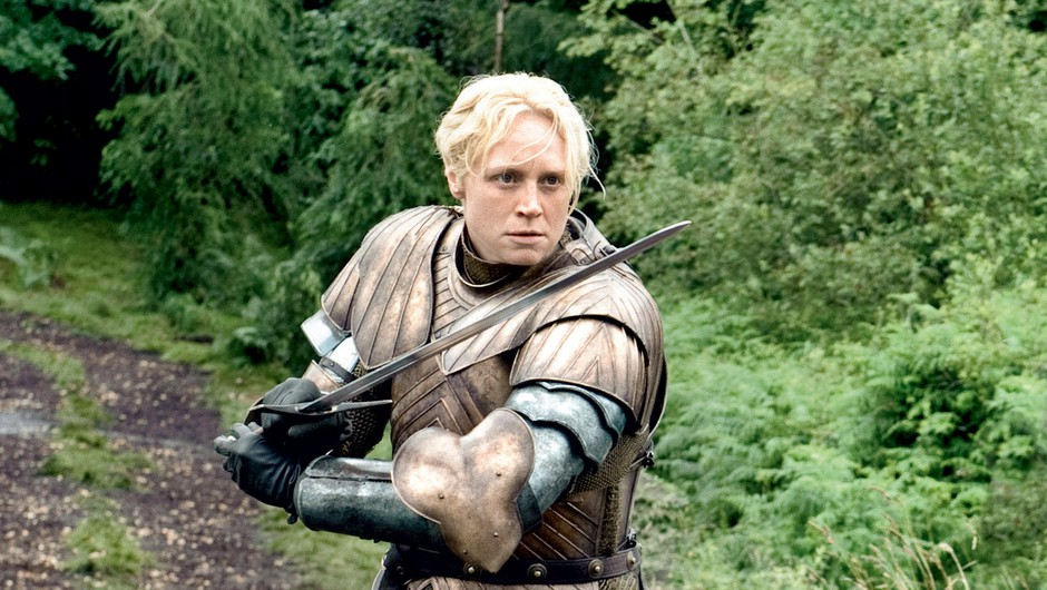 Moja pogumna in drzna ikona lepote: Brienne of Tarth iz Igre prestolov (foto: Profimedia)