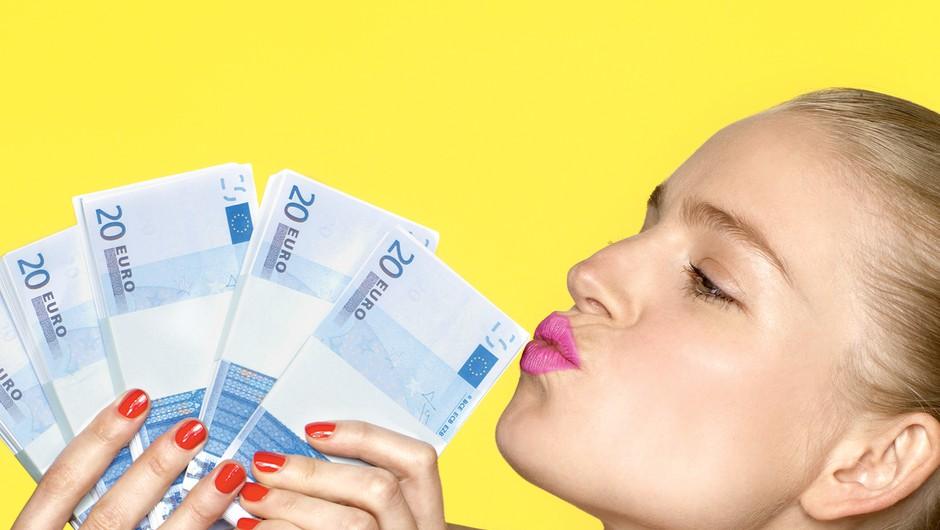 Bi si rada kupila, kar ti srce poželi? Spoznaj topnačela za ravnanje z denarjem! (foto: Getty Images)