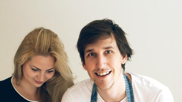 Jernej in Maja: Ustvarjalca bloga, ob katerem se ti cedijo sline (foto: osebni arhiv)