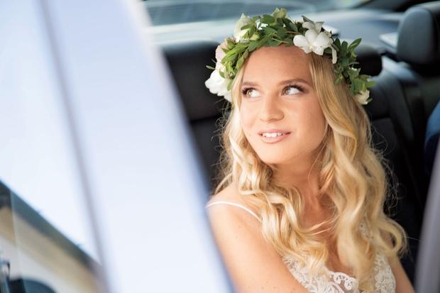 """""""Nikoli nisem veliko premišljevala ali sanjarila o tem, kakšna bi bila poroka. Vendar sem zdaj, ko sem bila temu koraku …"""