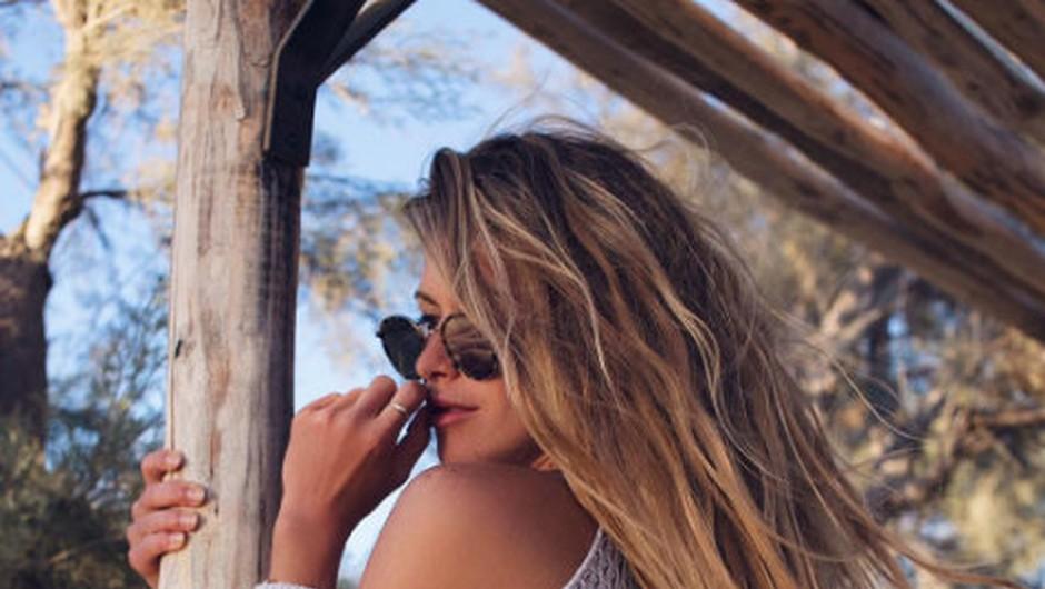 Maja Malnar zakrila nenavaden recept za ekspresno rast las (foto: Instagram Maja Malnar)