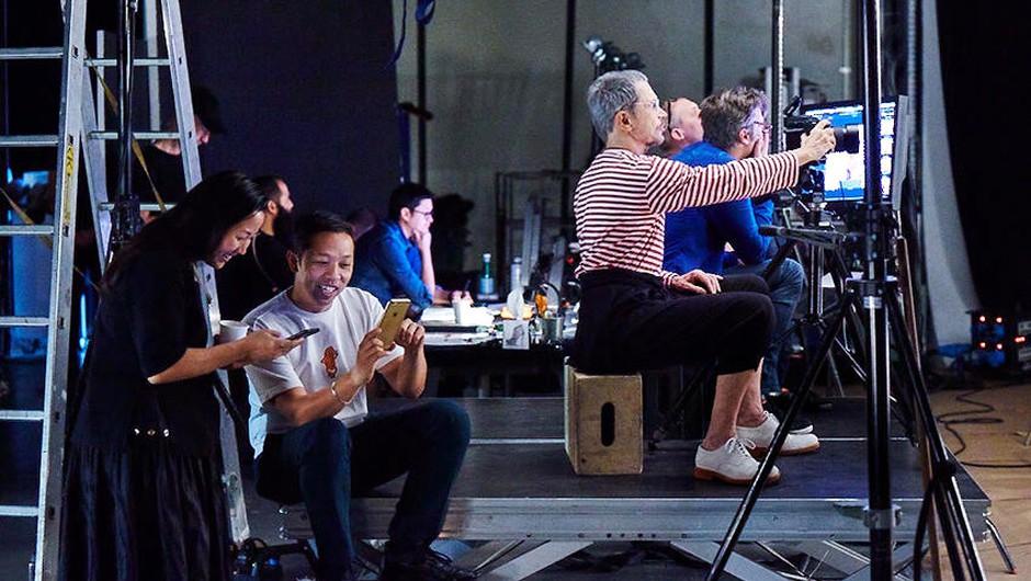 VIDEO: H&M razkril zakulisje sodelovanja z ikoničnim fotografom (foto: promocijsko gradivo)