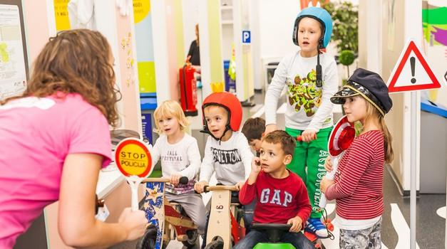 V soboto brezplačna družinska zabava v Minicityju (foto: promocijsko gradivo organizatorja)