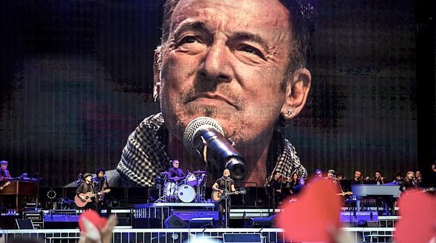 Legendarni glasbenikBruce Springsteenodkrito o bitki, ki jo bije z depresijo (foto: Profimedia)