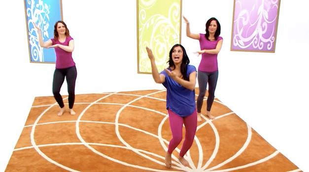 Giddha ples - noro zabaven način, kako izgubiš nekaj odvečnih kg! (foto: screen shot)
