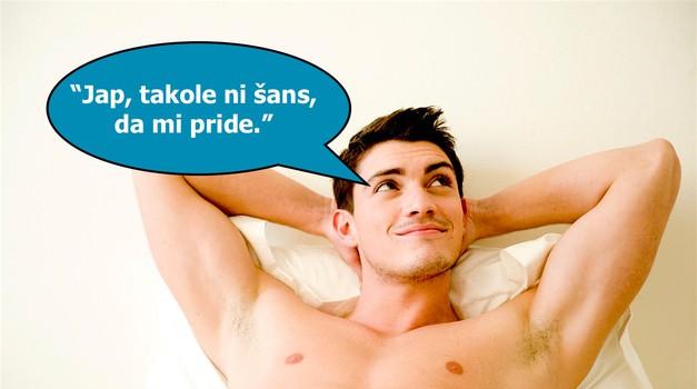 Bizarni triki, s katerimi moški zadrži svoj orgazem (foto: Profimedia)