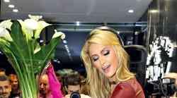 FOTO: Poglej, kaj je Paris Hilton počela v Beogradu