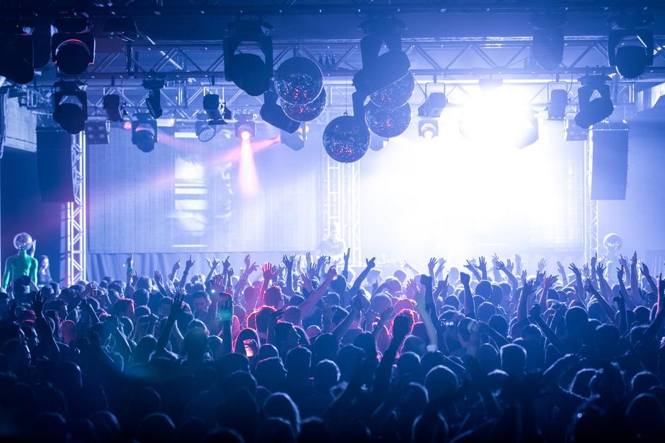 Na otvoritvi Kurzschluss 3ER 14. oktobra švedski DJ Adam Beyer (foto: Photo: Ziga Intihar)