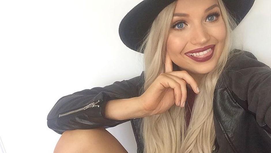 VIDEO: Ta lepotna vlogerka razkriva, kako si sama v 1 minuti optično povečaš prsi za kar 2 številki (foto: PrtSc Instagram @natalieboucher)