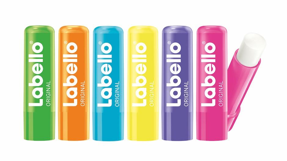 NAGRADNO: Osvoji celo paleto omejene serije Labello Original Neon! (foto: promocijsko gradivo)