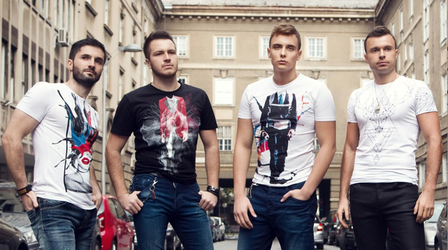 VIDEO: Kdo so skrivnostni fantje, ki so na Hrvaškem prava glasbena senzacija? (foto: promocijsko gradivo/Reflektor Music)