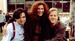 Kiefer Sutherland po 25 letih končno razkril, zakaj ga je Julia Roberts le tri dni pred poroko zapustila