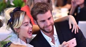 Miley Cyrus in Liam Hemsworth sta se prvič (odkar sta ponovno skupaj) pokazala v javnosti!