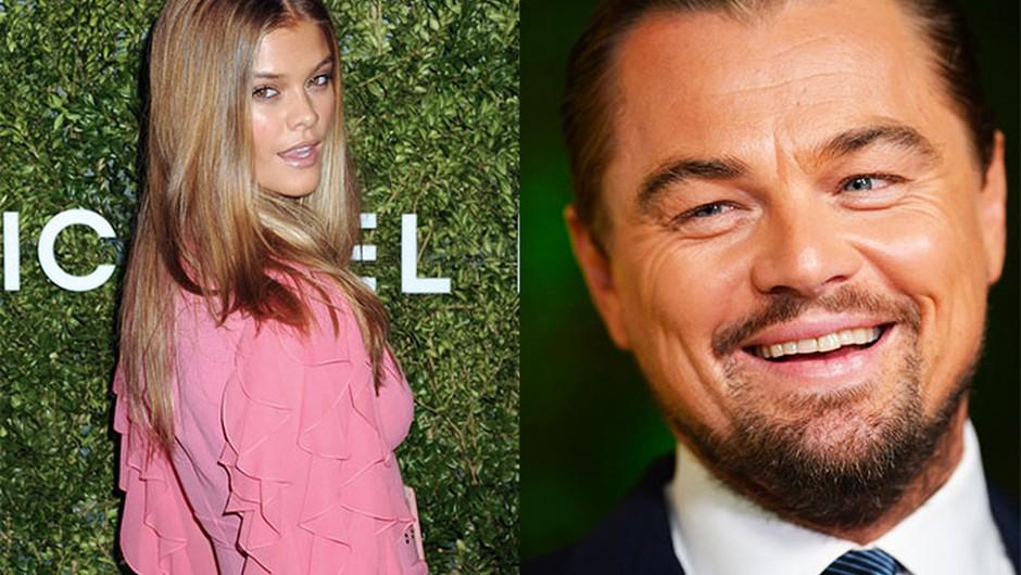 Stvari med Leonardom DiCapriom in Nino Agdal postajajo čedalje bolj resne (foto: Profimedia)
