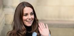 Kate Middleton je s svojimi prsti sprožila preplah na otoku!